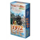 настольная игра Билет на Поезд. Дополнение Европа: 1912