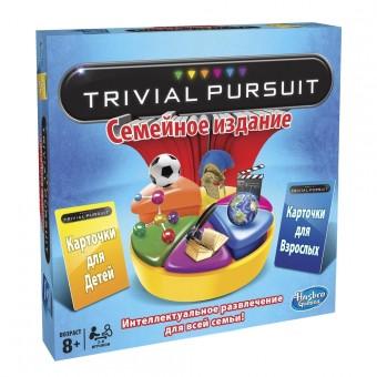 настольная игра Тривиал Персьюит / Trivial Pursuit