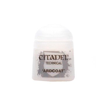 Баночка с краской Technical: Ardcoat / Для твердого покрытия (12 мл.)