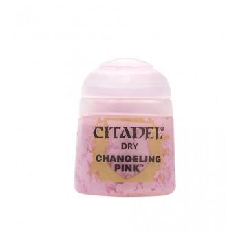 Баночка с краской Dry: Changeling Pink / Розовый Подменщик (12 мл.)