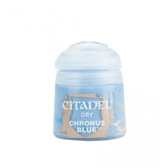 Баночка с краской Dry: Chronus Blue / Голубой Хронуса (12 мл.)