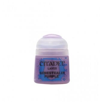 Баночка с краской Layer: Genestealer Purple / Лиловый Генокрад (12 мл.)