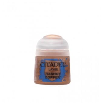 Баночка с краской Layer: Hashut Copper / Медь Хашута (12 мл.)