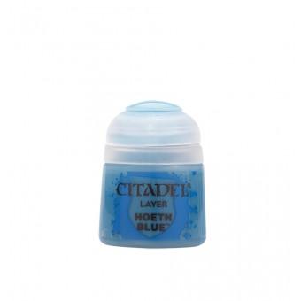Баночка с краской Layer: Hoeth Blue / Синий Хоэт (12 мл.)
