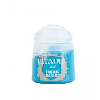 Баночка с краской Dry: Imrik Blue / Имрикский Голубой (12 мл.)