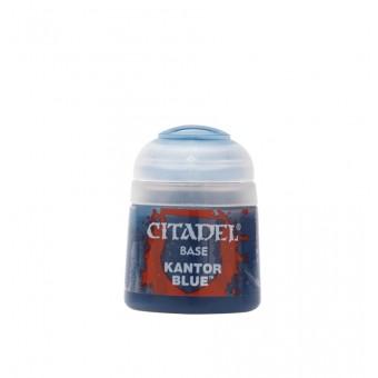 Баночка с краской Base: Kantor Blue / Синий Кантор (12 мл.)