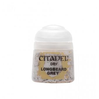 Баночка с краской Dry: Longbeard Grey / Серый Долгобород (12 мл.)