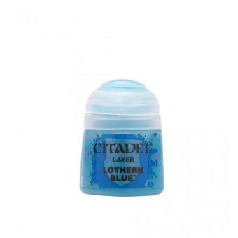 Баночка с краской Layer: Lothern Blue / Синий Лотерн (12 мл.)