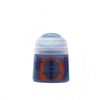 Баночка с краской Base: Macragge Blue / Синий Макрагг (12 мл.)