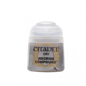 Баночка с краской Dry: Necron Compound / Конструкция Некронов (12 мл.)
