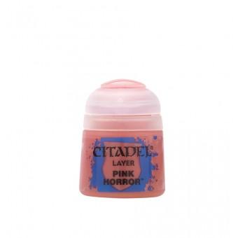 Баночка с краской Layer: Pink horror / Розовый Ужас (12 мл.)