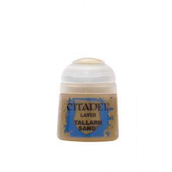 Баночка с краской Layer: Tallarn Sand / Песок Талларна (12 мл.)