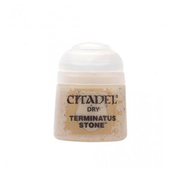 Баночка с краской Dry: Terminatus Stone / Камень Терминатуса (12 мл.)