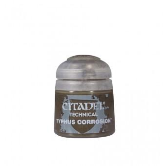 Баночка с краской Technical: Typhus Corrosion / Коррозия Тифуса (12 мл.)