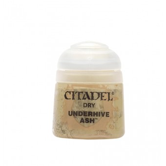 Баночка с краской Dry: Underhive Ash / Пепел Андерхайва (12 мл.)