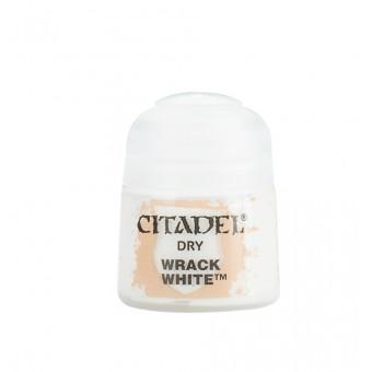 Баночка с краской Dry: Wrack White / Разрушительный Белый (12 мл.)