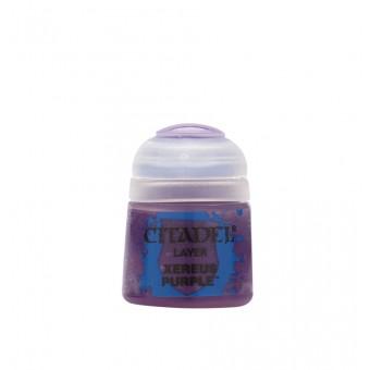 Баночка с краской Layer: Xereus Purple / Лиловый Ксеревс (12 мл.)