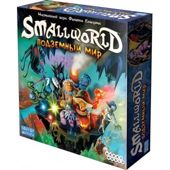 настольная игра Маленький Мир: Подземный мир / SmallWorld: Underground