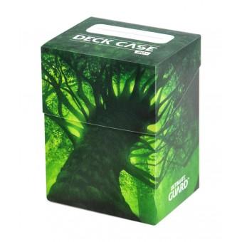 Коробочка Ultimate Guard (пластиковая, на 80+ карт): леса