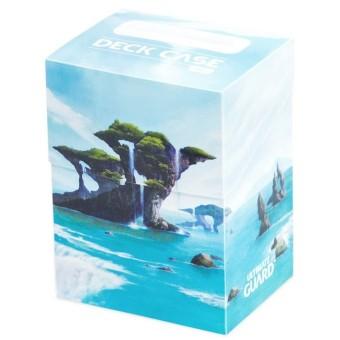 Коробочка Ultimate Guard (пластиковая, на 80+ карт): Острова