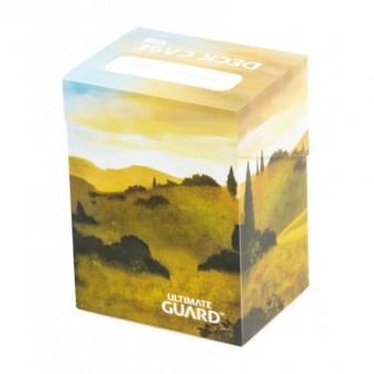Коробочка Ultimate Guard (пластиковая, на 80+ карт): Равнины