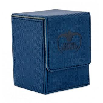 Коробочка Ultimate Guard XenoSkin на 100 карт (синяя)
