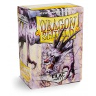 Протекторы Dragon Shield (66 х 91 мм., 100 шт.): сиреневые матовые