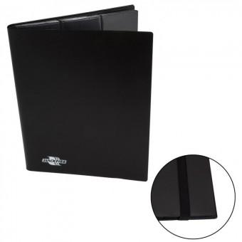 Альбом для карт BlackFire Flexible (на 360 карт, 3x3): черный