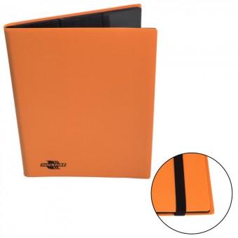 Альбом для карт BlackFire Flexible (на 360 карт, 3x3): оранжевый