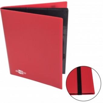 Альбом для карт BlackFire Flexible (на 360 карт, 3x3): красный