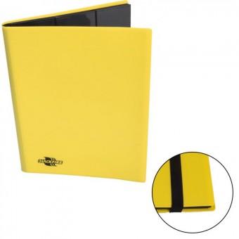 Альбом для карт BlackFire Flexible (на 360 карт, 3x3): желтый