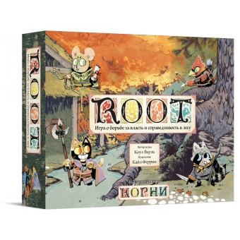 настольная игра Root / Корни