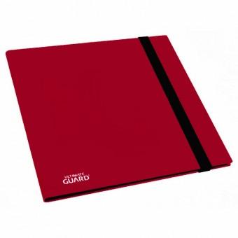 Альбом Ultimate Guard QuadRow FlexxFolio (на 480 карт, 3x4): красный