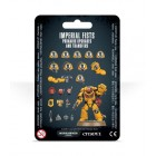 Imperial Fists Primaris Upgrades and Transfers Sheet