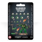 Salamanders Primaris Upgrades and Transfers Sheet