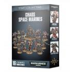 Start Collecting! Chaos Space Marines / Набор Начни собирать! Космодесант Хаоса (2019)