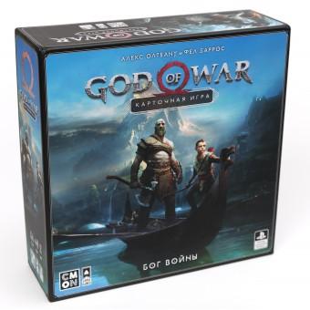 настольная игра Бог Войны / God of War