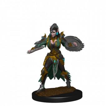 Миниатюры для Pathfinder Deep Cuts: Elf Female Fighter