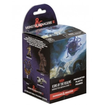Миниатюры для D&D Icons of the Realms. Monster Menagerie 2 Booster