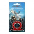 брелок металлический God of War Serpent Bottle Opener / Бог Войны (лицензия)