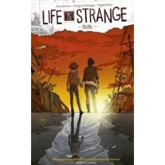комикс Life is Stange. Пыль