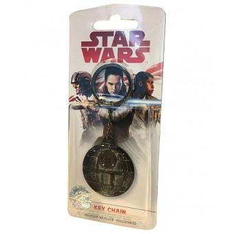 брелок металлический Star Wars Death Star / Звёдные Войны: Звезда Смерти (лицензия)