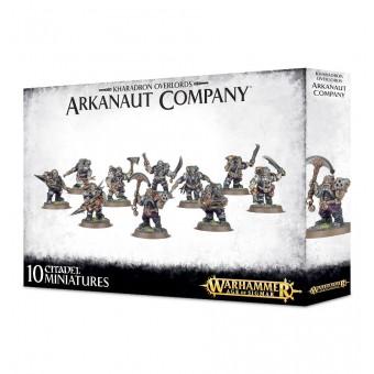 Kharadron Overlords Arkanaut Company / Компания Арканавтов Харадронских Повелителей