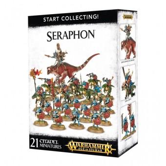 Start Collecting! Seraphon / Начни собирать! Серафон