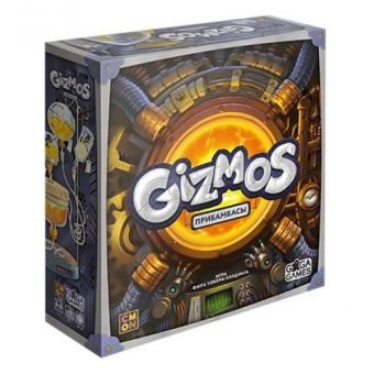 настольная игра Gizmos / Прибамбасы