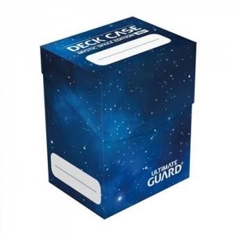 Коробочка Ultimate Guard (пластиковая, на 80+ карт): mystic space