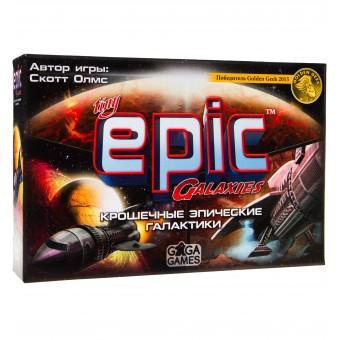настольная игра Tiny Epic Galaxies / Крошечные Эпические Галактики