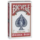 карты для покера Bicycle Bridge (красные)