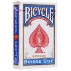 карты для покера Bicycle Bridge (синие)