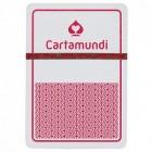 карты для покера Copag (полупластик, красные) - казино ИМПЕРИЯ